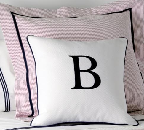Monogrammed PillowDecorative Monogrammed Pillows Fascinating Monogrammed Decorative Pillows