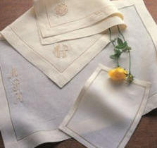 Luxury Table Linens-Napkins-Table Cloths