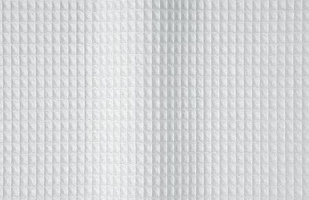 Monogram Shower Curtain Waffle Weave Shower Curtain